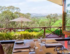 d'Arry's Verandah Restaurant 2 Course Lunch with Wine