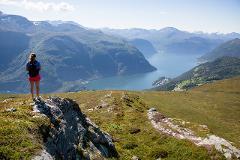 Mefjellet - Fjelltur (Hiking)