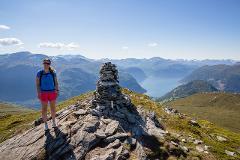 Fjelltur til Mefjellet (Peak Mefjellet)
