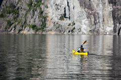 Fjordtur (Fjord paddle)