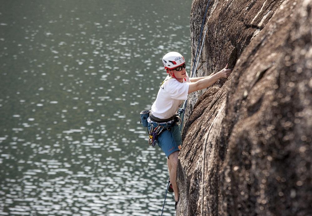 Klatring (Climbing)