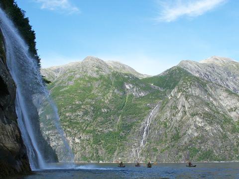 Tafjord - Tur havkajakk (Tour sea kayak)