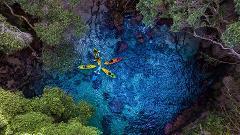 NZ Whenuakura Island - GUIDED kayak tour