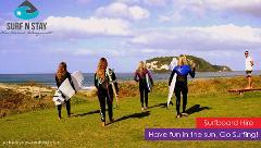 2 hrs Surfboard Hire