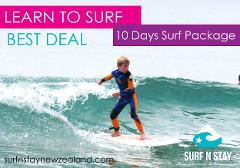 Pass - 10 Surf Lessons