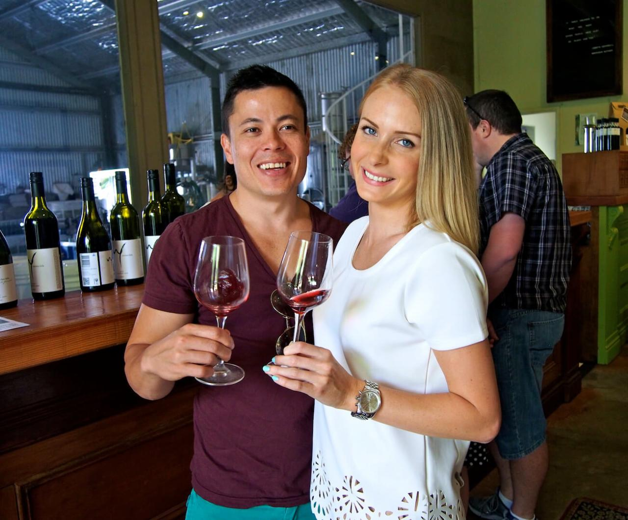 Full Day Winery Tour - Brisbane pick up