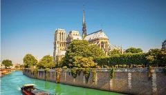 Paris City Tour by Minibus, Lunch Seine Cruise, Eiffel Tower – In a Small Group