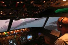 Flight Simulator - City Flyer – 60 MINS
