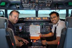 Flight Simulator - City Circuits – 45 MINS