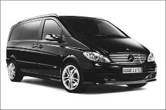 A private chauffeur placed at your disposal – Viano – From 1 to 7 people