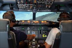 Flight Simulator - Multi City Flyer – 60 MINS