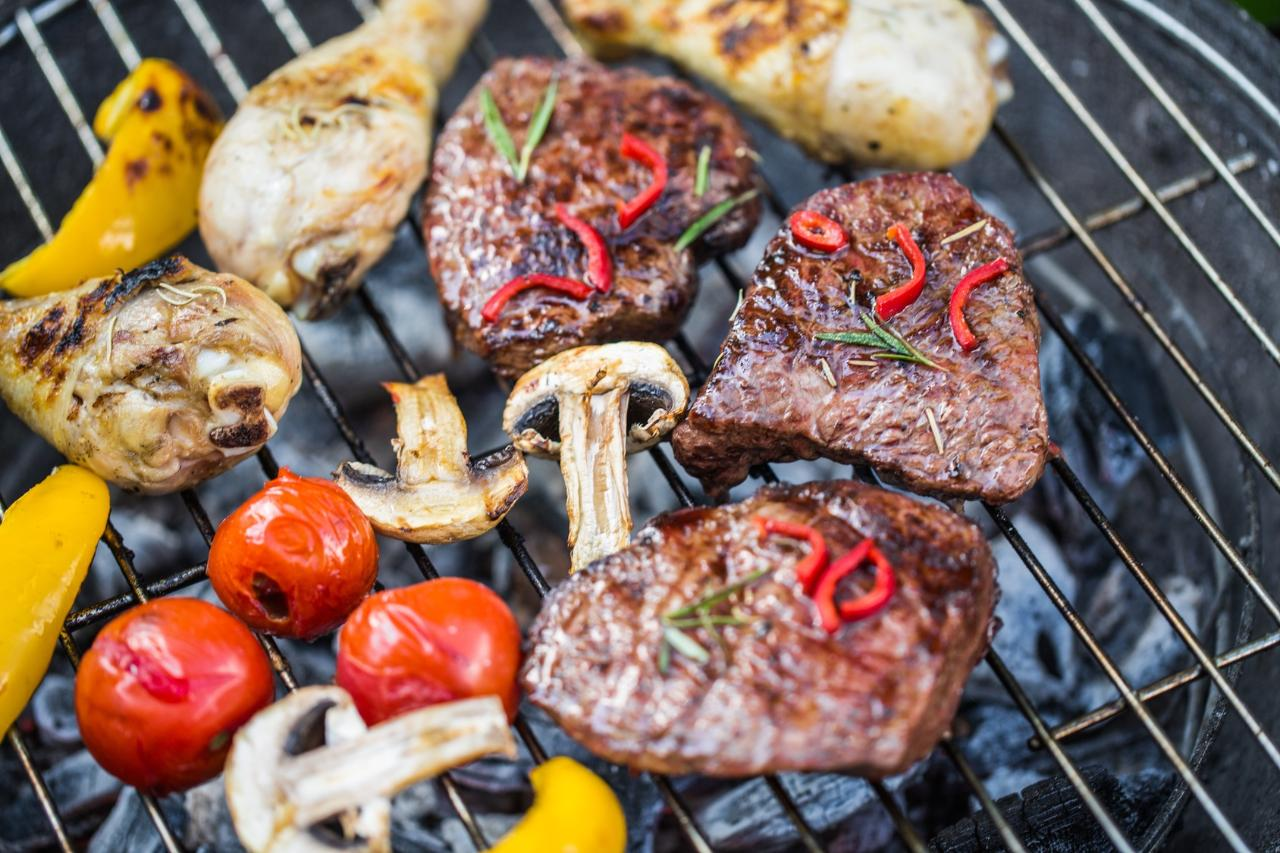 Basics of Cooking - Grilling: Sun, Aug 26; 11am-2pm; Chef Olive & KOF chefs (Berkeley)