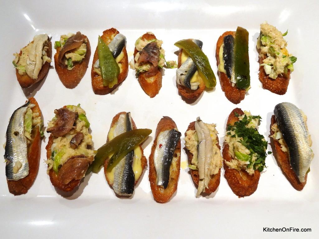 Spanish Tapas: Fri, June 2; 6:30-9:30pm; Chef Olive (Shattuck Ave)