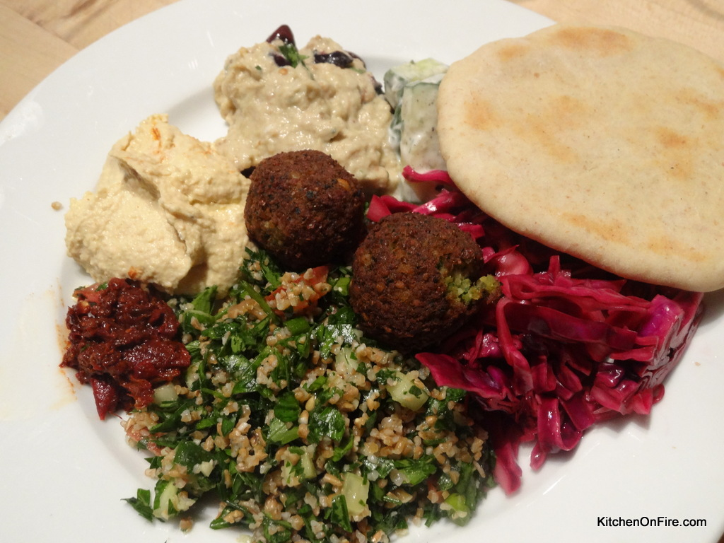 Israeli Street Food: Sat, Sept 22; 6:30-9:30pm; Chef Mat Wertlieb (Berkeley)