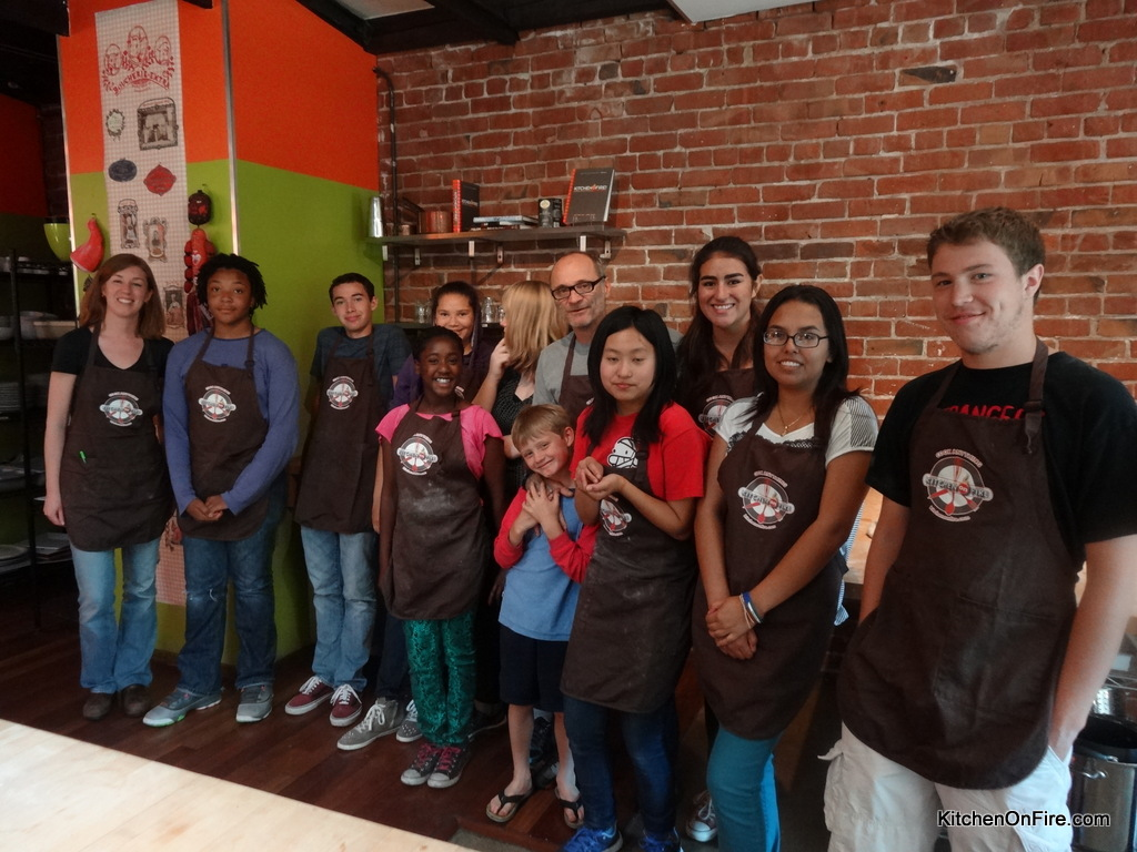Teen Culinary Camp: Mon, July 10 - Fri, July 14: 11am-2pm;  Chef Olive (Shattuck Ave)