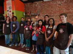 Teen Culinary Camp: Mon, June 26 - Fri, June 30: 11am-2pm;  Chef Olive (Shattuck Ave)