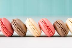 Parisian Macarons: Sat, Oct 28; 12-3pm; Chef Sydnee (Berkeley)