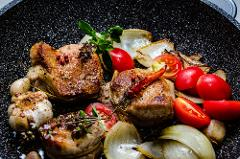 Basics of Cooking - Searing, Saute, and Stir Fry: Sun, Mar 25; 11am-2pm; Chef Olive & KOF chefs (Oakland)