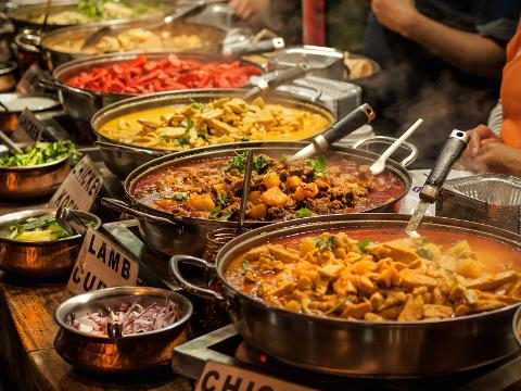 Indian Street Food: Fri, May 19; 6:30-9:30pm; Chef Meghna (Shattuck Ave)