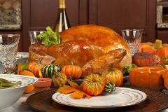 Autumn Sunday Supper - Thanksgiving Dinner: Sun, Nov 5; 5-8pm; Chef Kevin (Oakland)