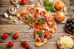 Family Pizza Party: Sun, Sept 3; 11am-2pm; Chef Gaby (Shattuck Ave)