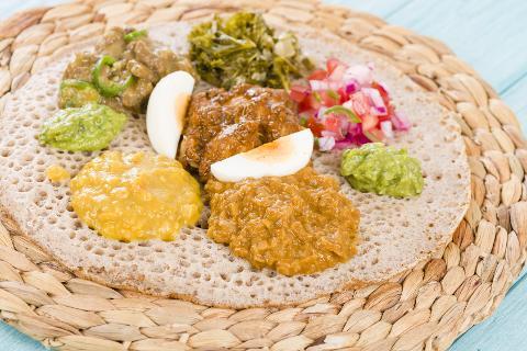 Exploration of Ethiopia: Fri, Aug 4; 6:30-9:30pm; Chef Olive (Shattuck Ave)