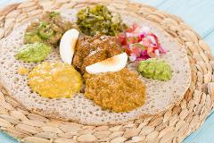 Exploration of Ethiopia: Sun, Mar 25; 5-8pm; Chef Olive (Berkeley)