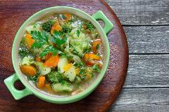Warming One Pot Meals: Wed, Jan 17; 6:30-9:30pm; Chef Olive and Nutrition Consultant Lisa Miller (Berkeley)