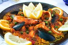 Paella Party: Sat, Mar 24; 6:30-9:30pm; Chef Kevin (Oakland)