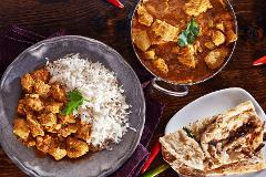 The Art of Curry: Mon, Oct 16; 6:30-9:30pm; Chef Gaby (Shattuck Ave)