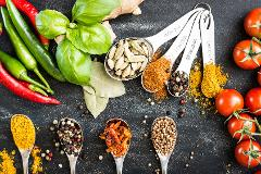 Herbs & Spices Workshop: Sun, Jul 29; 5-8pm; Chef Olive and Nutrition Consultant Lisa Miller (Berkeley)