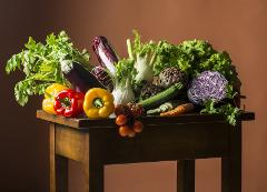 Fall Vegetarian: Sun, Oct 8; 5-8pm; Chef Olive (Shattuck Ave)