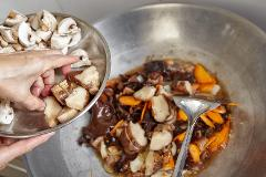 Everything You've Ever Wanted to Know about Mushrooms: Sun, Oct 29; 5-8pm; Chef Olive (Shattuck Ave)