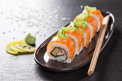 Sushi Workshop: Fri, Sept 1; 6:30-9:30pm; Chef Gaby (Shattuck Ave)