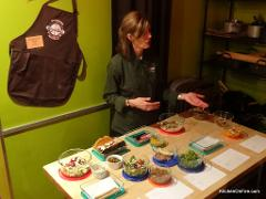 Cooking for the Week: Sun, May 6; 4-8pm; Chef Olive and Nutrition Consultant Lisa Miller (Oakland)