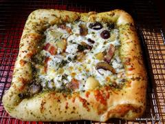 Sicilian Pizza Workshop: Sat Mar 24; 12pm-3pm; Chef Gaby (Oakland)