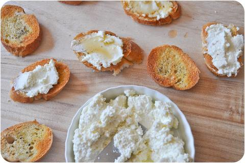 Ricotta Workshop - From Appetizer to Dessert: Sat, Mar 3; 12pm-3pm; Chef Maria Capdevielle (Oakland)