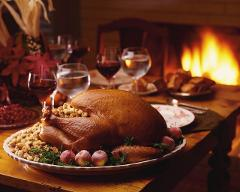 Perfect Roast Turkey Dinner: Sun, Nov 12; 5pm-8pm; Chef Lev Dagan (Oakland)