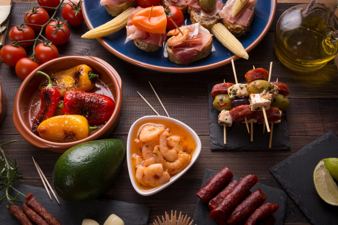 Couples in the Kitchen: Spanish Tapas: Fri, Aug 25; 6:30-9:30pm; Chef Olive (Shattuck Ave)