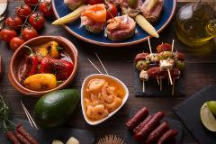 Couples in the Kitchen: Spanish Tapas: Fri, Dec 8; 6:30-9:30pm; Chef Olive (Berkeley)