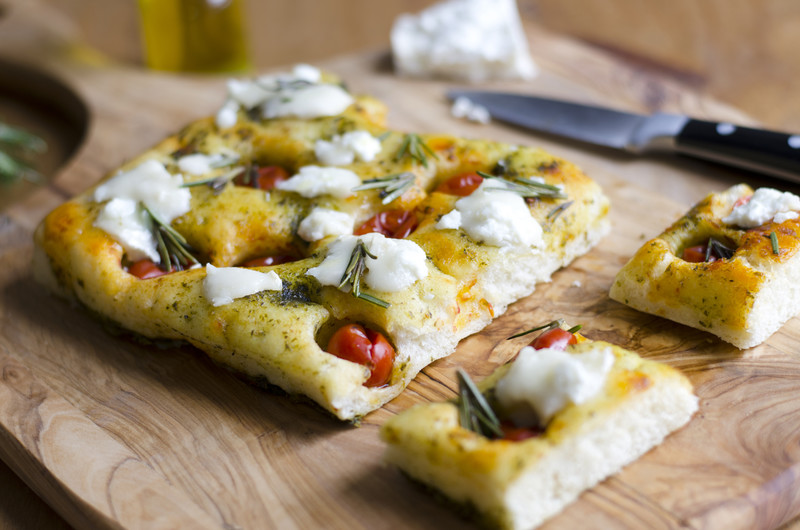 Foccacia Workshop: Sat, April 14; 12pm-3pm; Chef Maria Capdevielle (Berkeley)