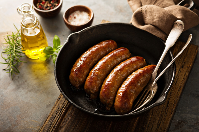 Sausage Workshop: Sat, Sept 22; 12-3pm; Chef Lev Dagan (Oakland)