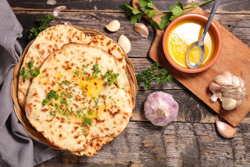 Ancient Grain Flatbreads from India: Sun, Sept 23; 11am-2pm; Chef Pankaj (Oakland)