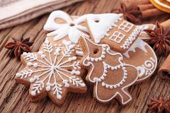 Gingerbread House and Cookie Decorating: Sun, Dec 17; 11am-2pm; Chef Sydnee (Berkeley)