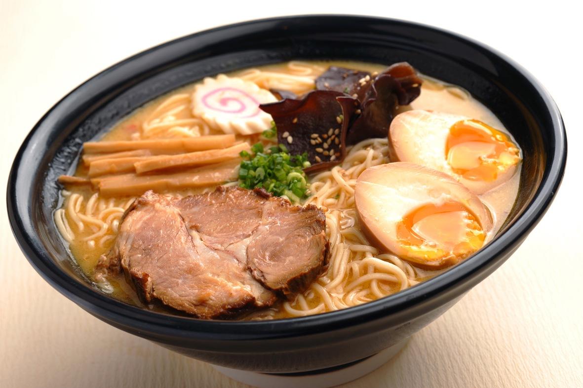 Authentic tonkotsu miso ramen and gyoza class sat mar 11 for Authentic japanese cuisine