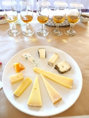 The Single Malt Whisky & Artisan Cheese Experience at The Sir Stamford, 93 Macquarie St, Sydney -6.30pm