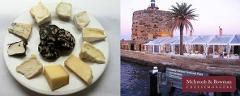 Australian Artisan Cheese & Wine Experience on Fort Denison