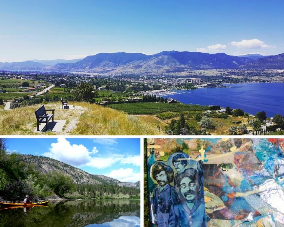 Vineyard Painting Class & Landscape Exploration