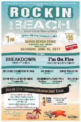 "2nd Annual ""Rockin the Beach"" Classic Rock Tribute"