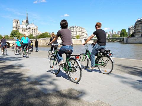 Parisian Day Bike Tour